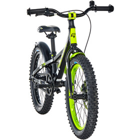 s'cool faXe 18 - Vélo enfant - alloy noir